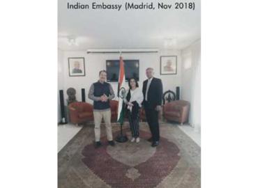 Embajada India (Madrid)