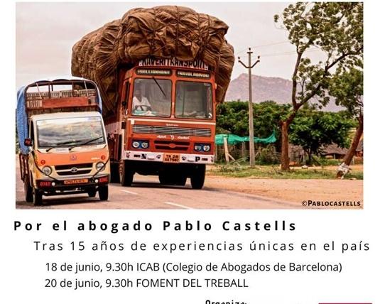 La Ruta de la seda – Nos vemos el 18 y 20 de junio en Barcelona