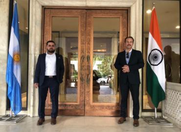 Misión empresarial Argentina – India